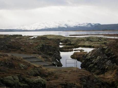 """Game"" filmed for weeks in Thingvellir National Park."